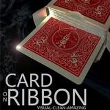 * Card on Ribbon by Mickael Chatelain