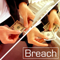 Breach (Gimmick and Online Instructions) by Patrick Kun
