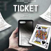 * Ticket by Joao Miranda and Julio Montoro