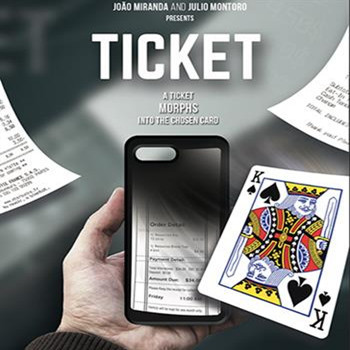 Ticket by Joao Miranda and Julio Montoro