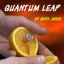 * Quantum Leap (Gimmicks and Online Instructions) by Gavin James