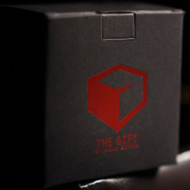 The Gift Red Limited Edition (Gimmick and Online Instructions) by Angelo Carbone