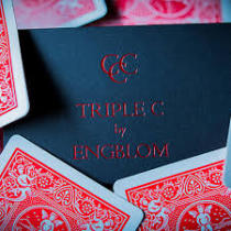 * Triple C (Gimmicks and Online Instructions) by Christian Engblom