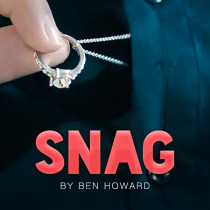 Snag (DVD and Gimmicks) by Ben Howard