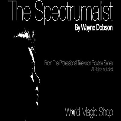 The Spectrumalist (Gimmicks and Online Instructions) by Wayne Dobson