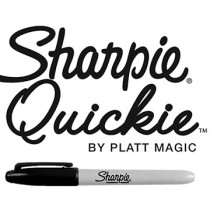 * Sharpie Quickie by Platt Magic