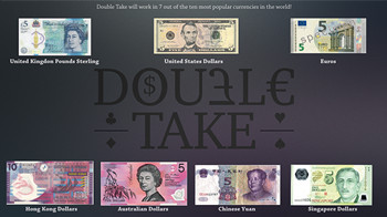 * Double Take (USD) by Jason Knowles