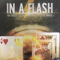 In a Flash (DVD and Gimmicks) by Felix Bodden