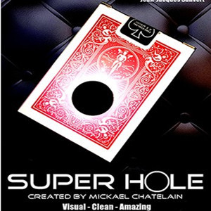 * SUPER HOLE by Mickael Chatelain