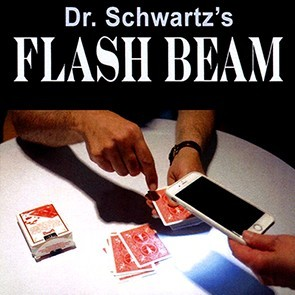 * FLASH BEAM by Martin Schwartz
