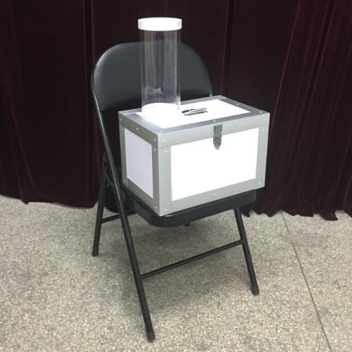Master Prediction System (White Box + Chair)