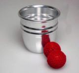Chop Cup - Aluminum (Silver)