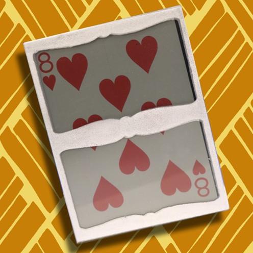 Sealed Card in Frame
