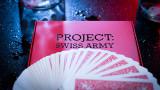 * Project: Swiss Army by Brandon David and Chris Turchi