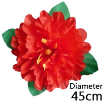 Peony Production (45cm, Red)
