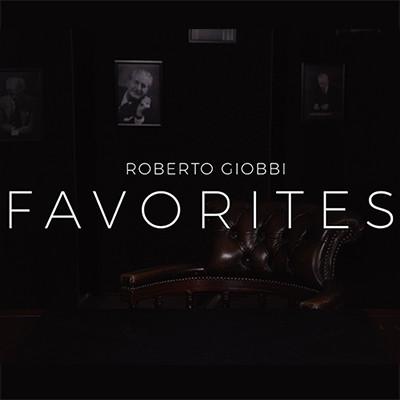 Favorites (DVD) by Roberto Giobbi