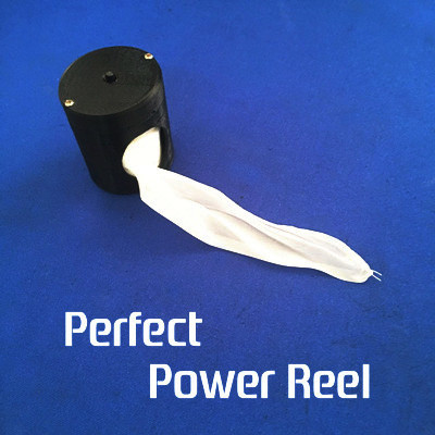 Perfect Power Reel (Black/Flesh)