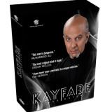 Kayfabe (4 DVD Set) by Max Maven and Luis De Matos