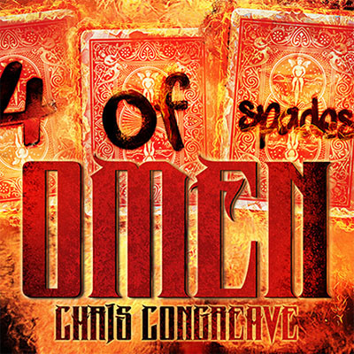 * Omen (DVD and Gimmicks) by Chris Congreave