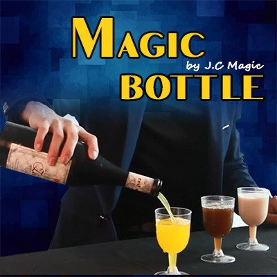 Magic Bottle by J.C Magic