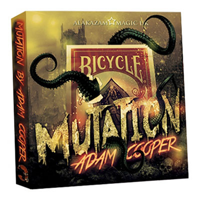 Mutation (DVD and Gimmicks) by Adam Cooper