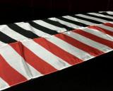 Production Streamer Zebra