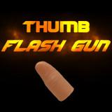 Thumb Flash Gun - Rechargeable