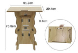 Pro Fold-up Table