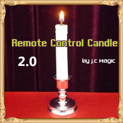 Remote Control Candle 2.0 by J.C Magic