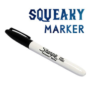 Squeaky Marker by Global Magic