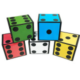 New Card Dice (5 Dices)
