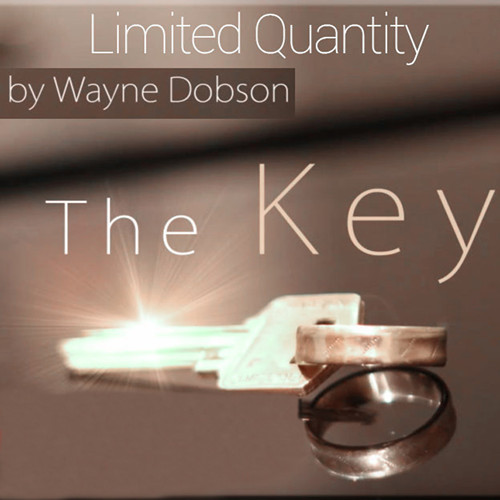 The Key (Gimmicks and Online Instructions) - Silver