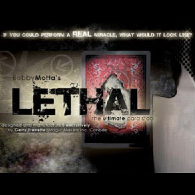 Lethal by Bobby Motta