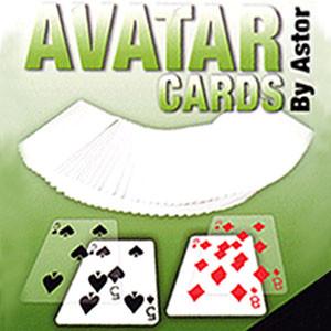 Avatar Cards by Astor