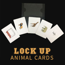Lock Up (Animal Cards)