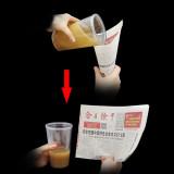 Milk Glass - Detachable