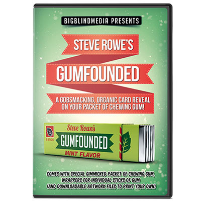 * GUMFOUNDED by Steve Rowe