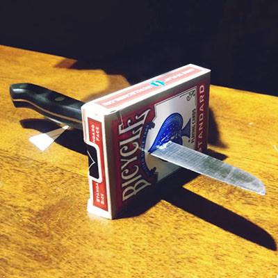 Knife thru Metal - Miraculous Penetration 2.0
