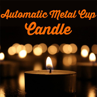 Automatic Metal Cup Candle