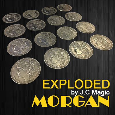 Exploded Morgan by J.C Magic