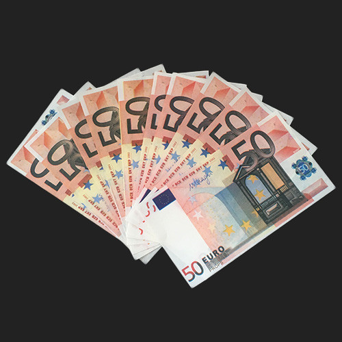 Flash Bill - 50 Euro (Pack of 10)