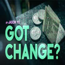 * Got Change? by Jason Yu