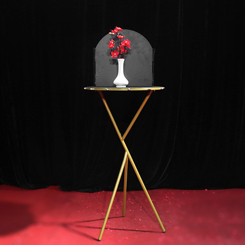 * Stage/Close-Up Round Magic Table