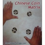 Chinese Coin Matrix (With DVD)