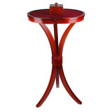 Oval Floating Table