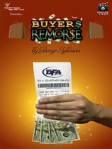 * Buyer's Remorse (Gimmicks and Online Instructions) by Twister Magic