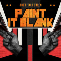 John Bannon's PAINT IT BLANK (Gimmicks and DVD)