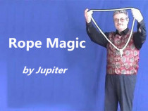 Rope Magic by Jupiter (With DVD)