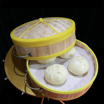 Appearing Steamed Buns from Food Steamer