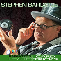 * I Hate Card Tricks (Gimmick and Online Instructions) by Stephen Bargatze